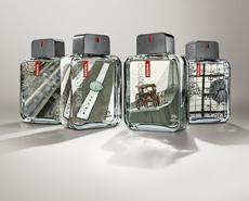 Perfumes Urbano con diferentes motivos