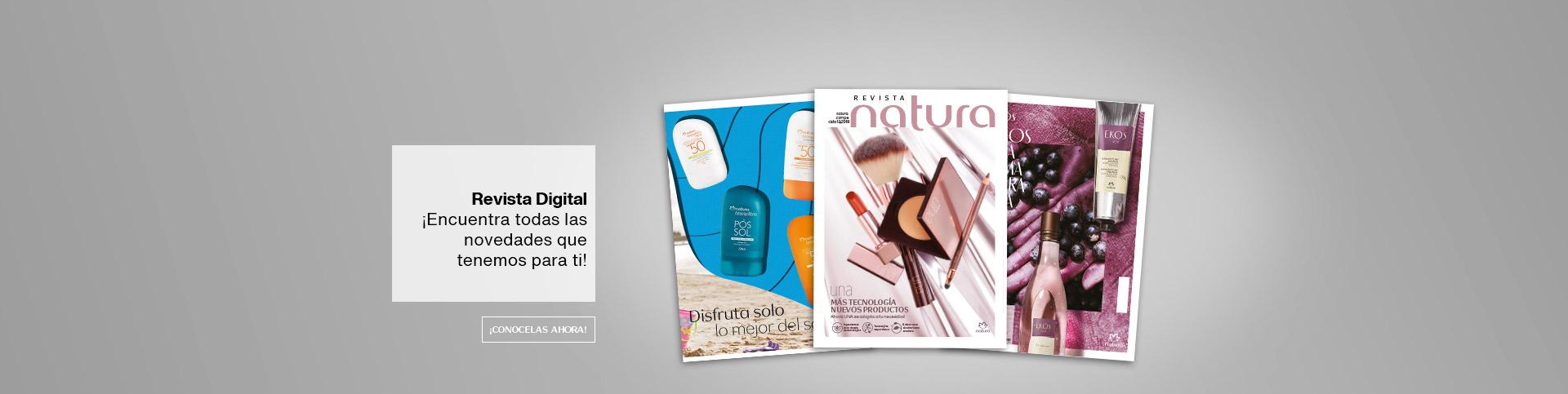 Revista digital ¡Encuentra todas las novedades que tenemos para ti!